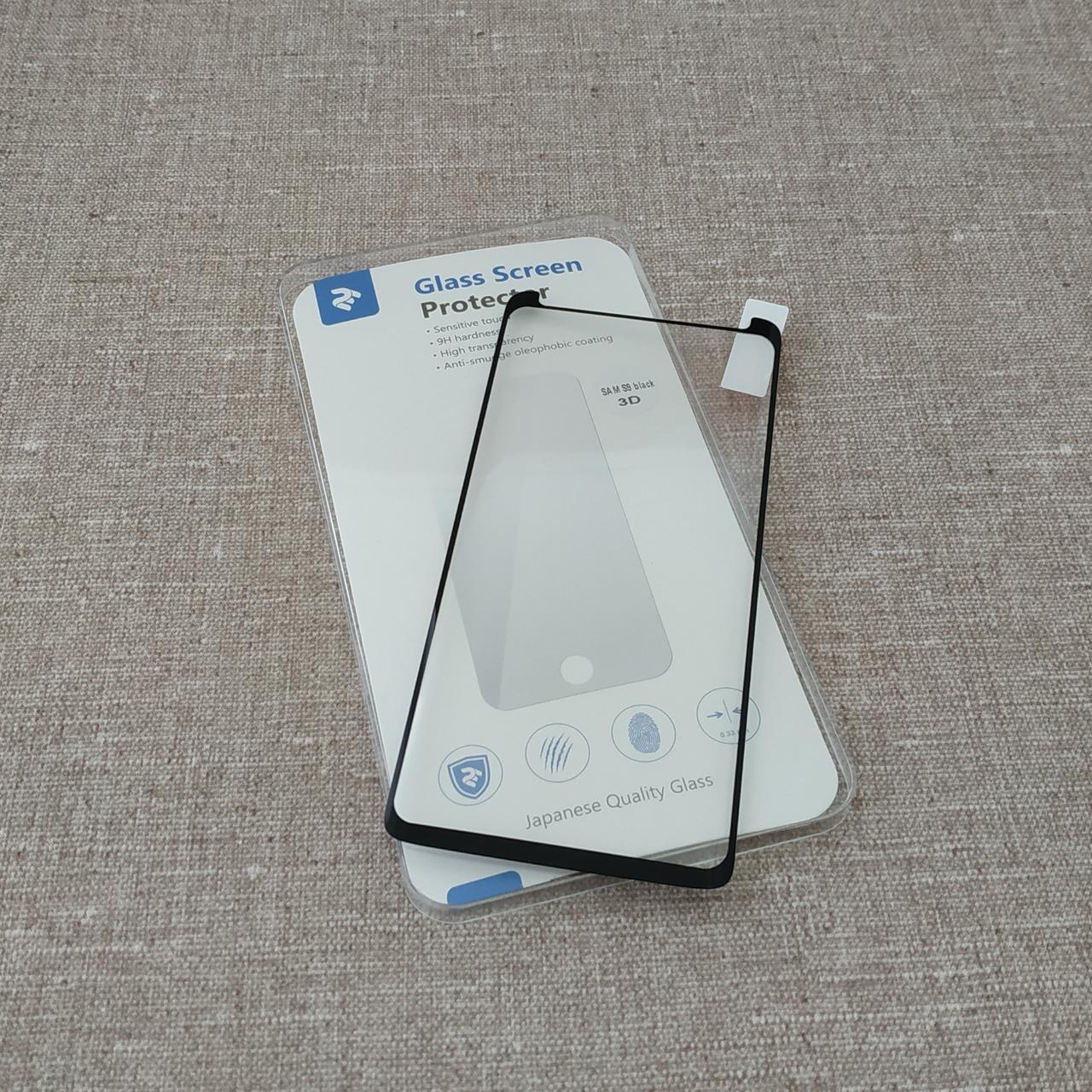 Защитное стекло 2E Samsung Galaxy S9 G960 3D black (2E-TGSG-GS93D) EAN/UPC: 680051626055
