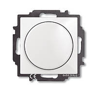 Светорегулятор поворотный ABB Basic 55 слоновая кость, 2251 UCGL-92-507