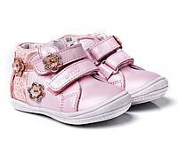 Черевики дитячі ортопедичні рожеві Memo Bella 1JB, фото 1
