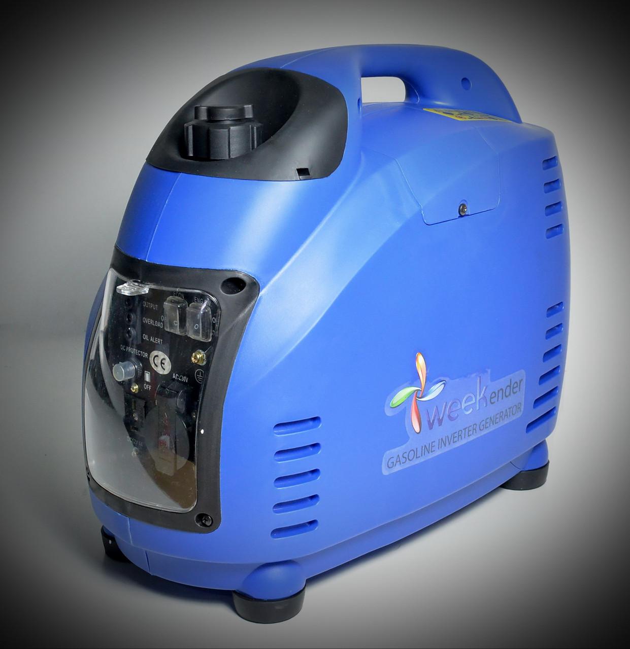 Генератор-инвертор Weekender 1,2 кВт D1200i