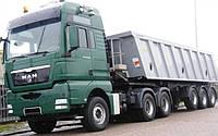 Лобовое стекло MAN TGX 33.540 кабина XXL, триплекс
