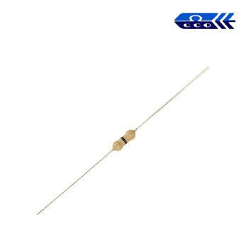 9,1 Mom (CF 1/4W) ±5% Pезистор выводной (в ленте)