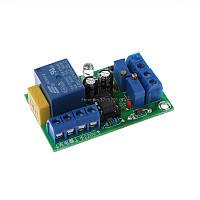 Контроллер зарядного устройства для аккумулятора 12В автоматический , фото 1