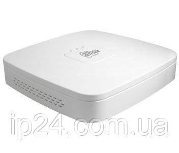 Dahua DH-NVR1A04-4P 4х-канальный Smart 1U 4PoE  XVR видеорегистратор