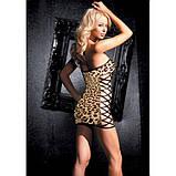 РОЗПРОДАЖ! Леопардовий пенюар, фото 2