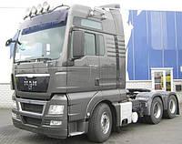 Лобовое стекло MAN TGX 33.680 кабина XXL, триплекс