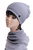 Комплект шапка и шарф Марта, фото 1