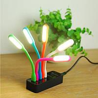 USB лампа для ноутбука мини, белый, Аксессуары для ноутбуков