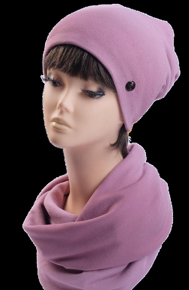 Комплект шапка и шарф Марта