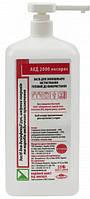 АХД 2000 Экспресс (1000 мл) с дозатором для дезинфекции рук, кожи и поверхностей