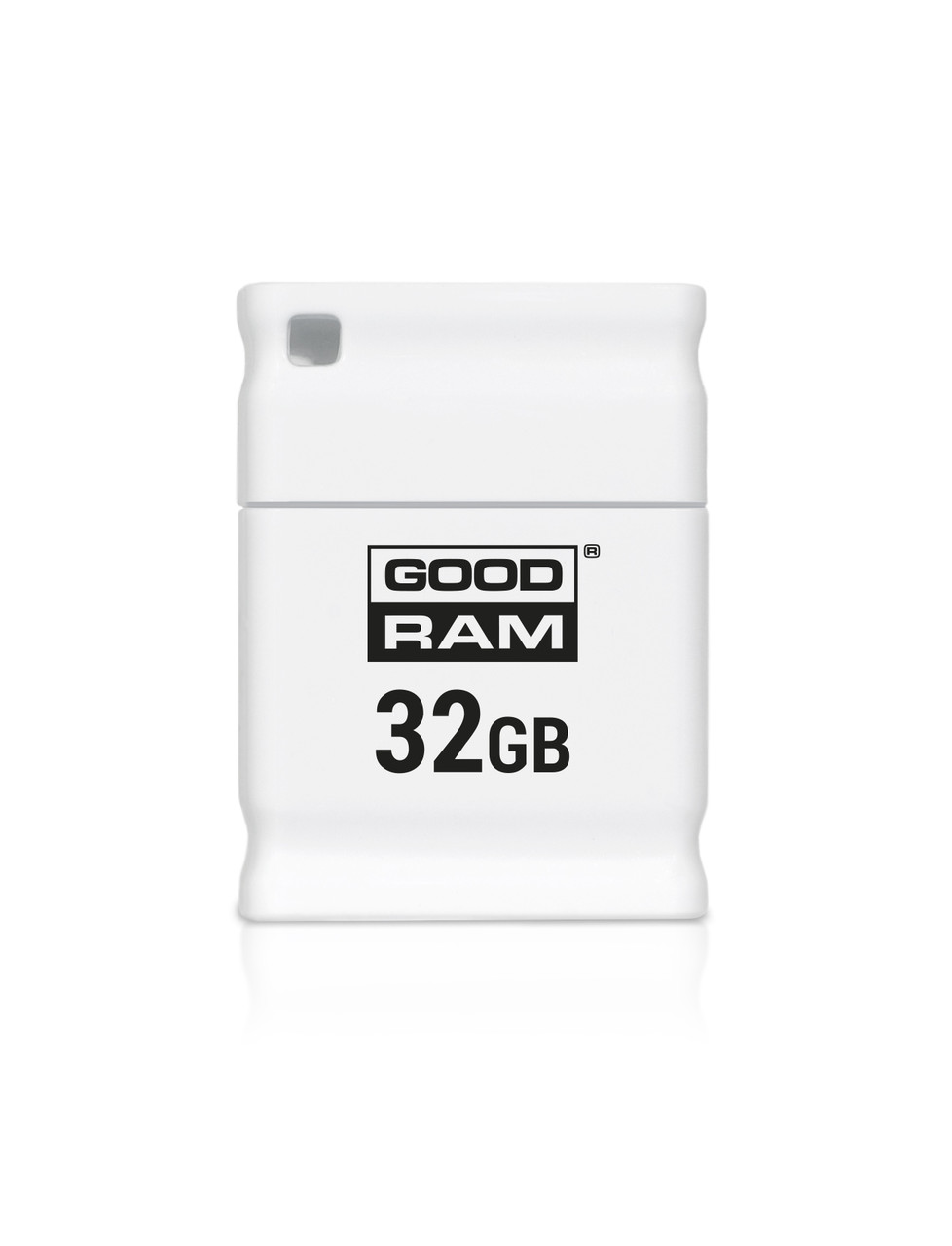 Флеш-накопитель USB 32GB GOODRAM UPI2 (Piccolo) White (UPI2-0320W0R11)