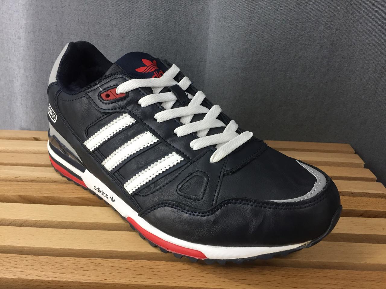 Мужские зимние кроссовки Adidas ZX 750