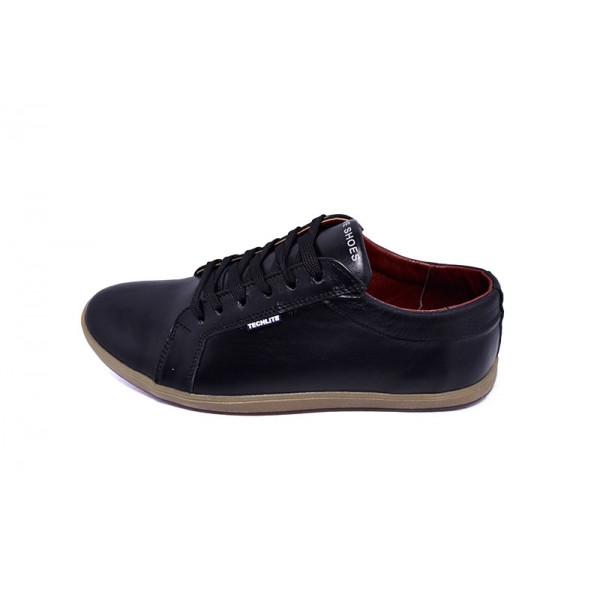 Мокасины мужские Crave Shoes Techlite 9562 Black