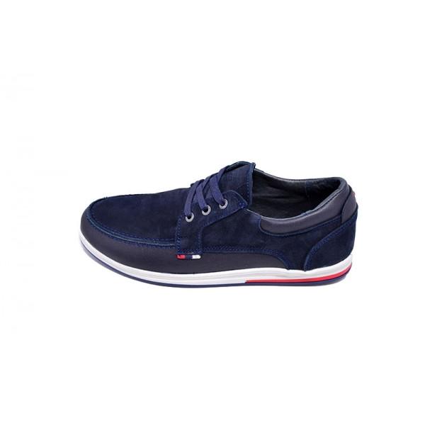 Мокасины мужские Multi-Shoes Vito NS 9626 Blue