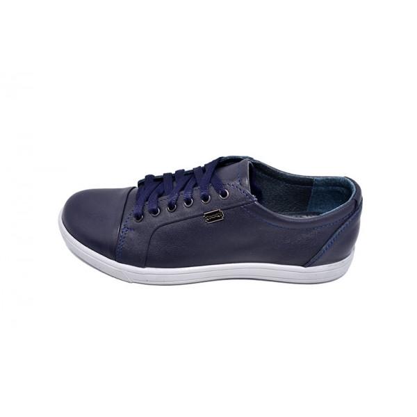 Мокасины мужские VanKristi 987 Blue