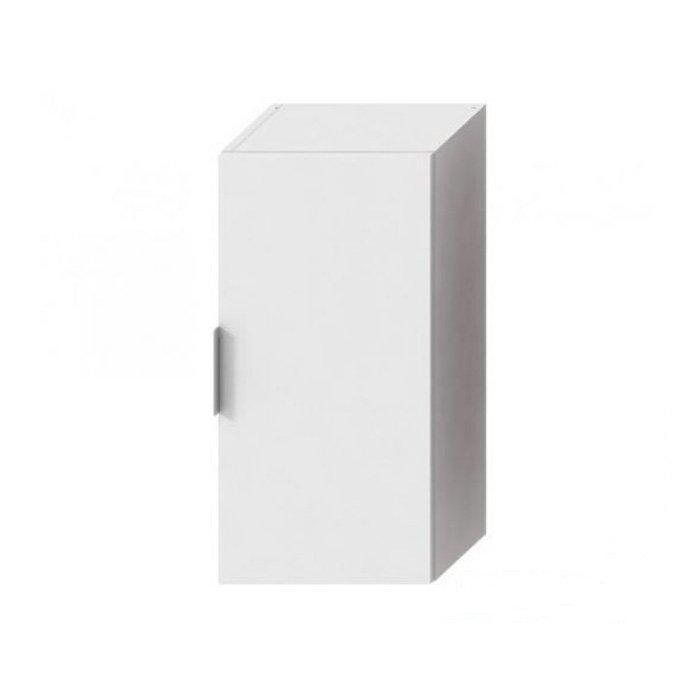 Jika Cube Боковой шкафчик, цвет белый 345 x 250 x 750 арт.4537111763001