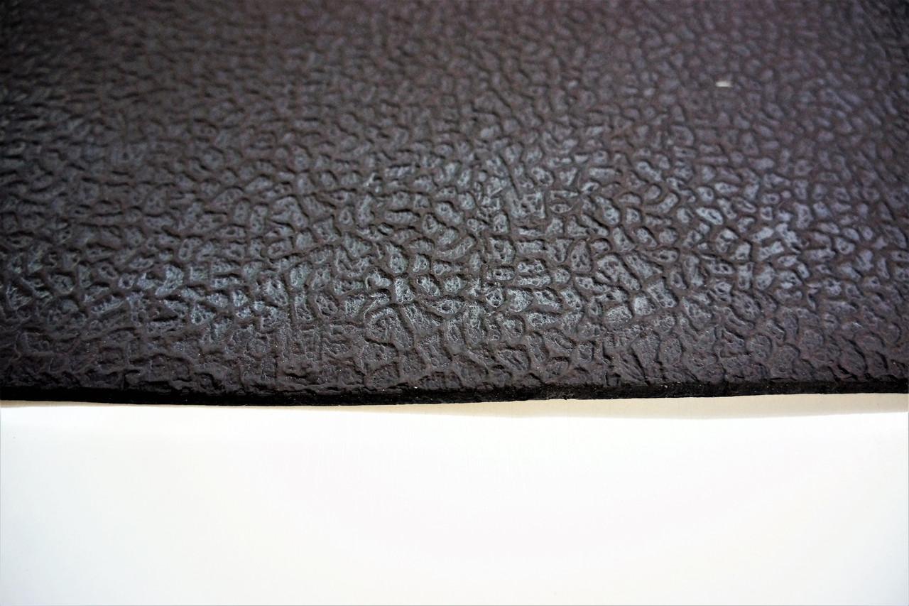 Резина подметочная РПШ 590*820 т.2,5 мм.корич.