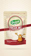Сыр Микс тертый 100г 32% Ghidetti