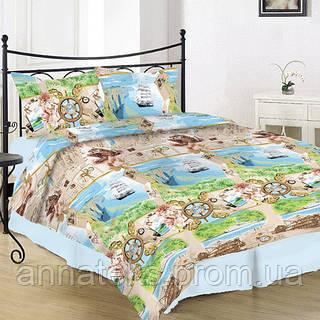 Ткань постельная 118351 Бязь (ПАК) НАБ. Н-К TOP KIT MIX 40-0629 220СМ