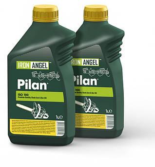Масло для смазки цепей бензопил Iron Angel Pilan, 1 литр