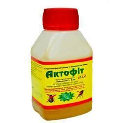 Біопрепарат Актофіт 0,25% 200 мл БиоветФарм