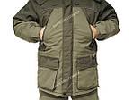 """Зимний костюм для рыбаков и охотников -35  """"ANT"""" Олива хаки, фото 6"""
