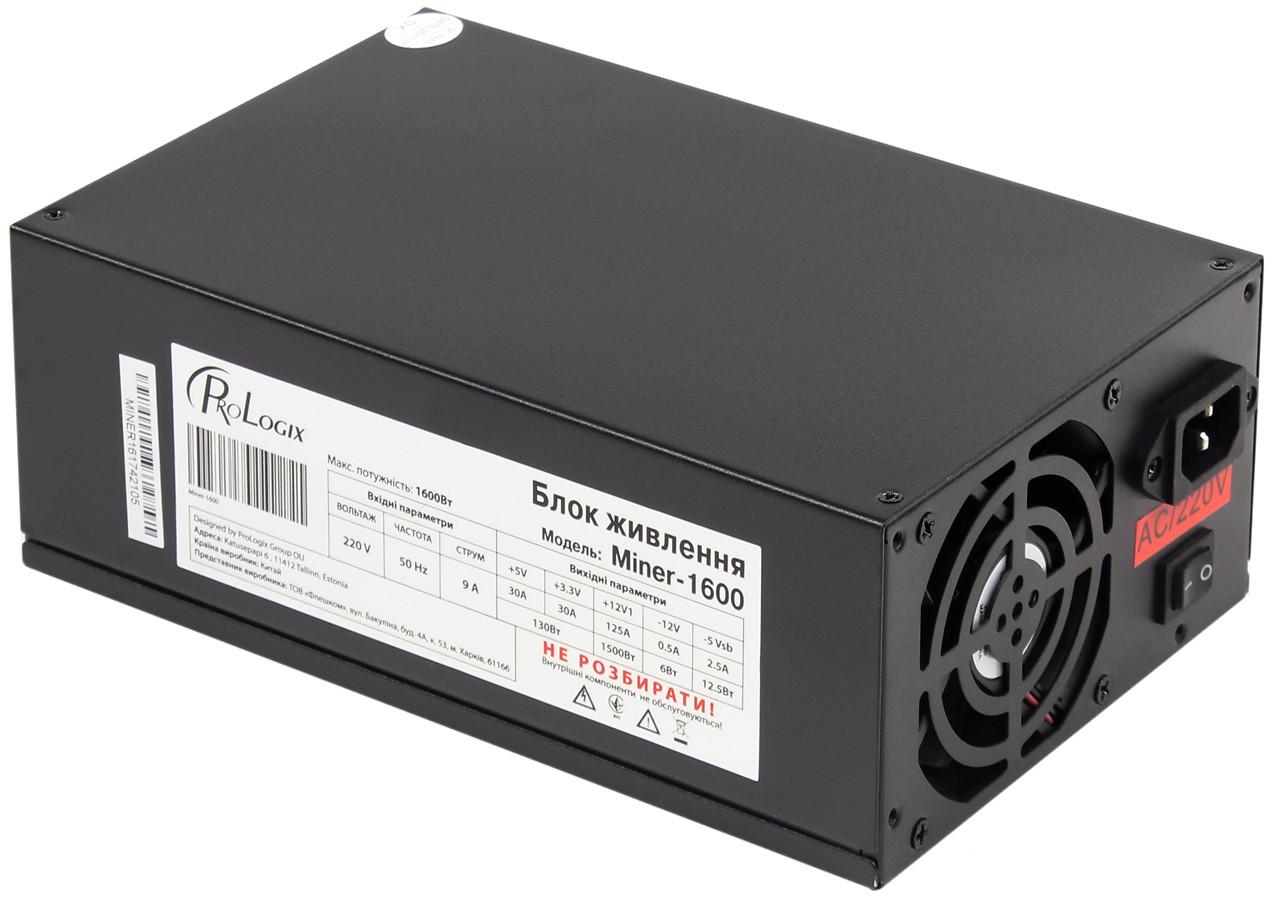 Блок питания ProLogix Miner-1600 1600W