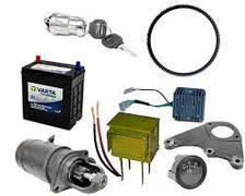 Комплект для переоснащения мотора с водяным охлаждением под эл. стартер (R180-R195)