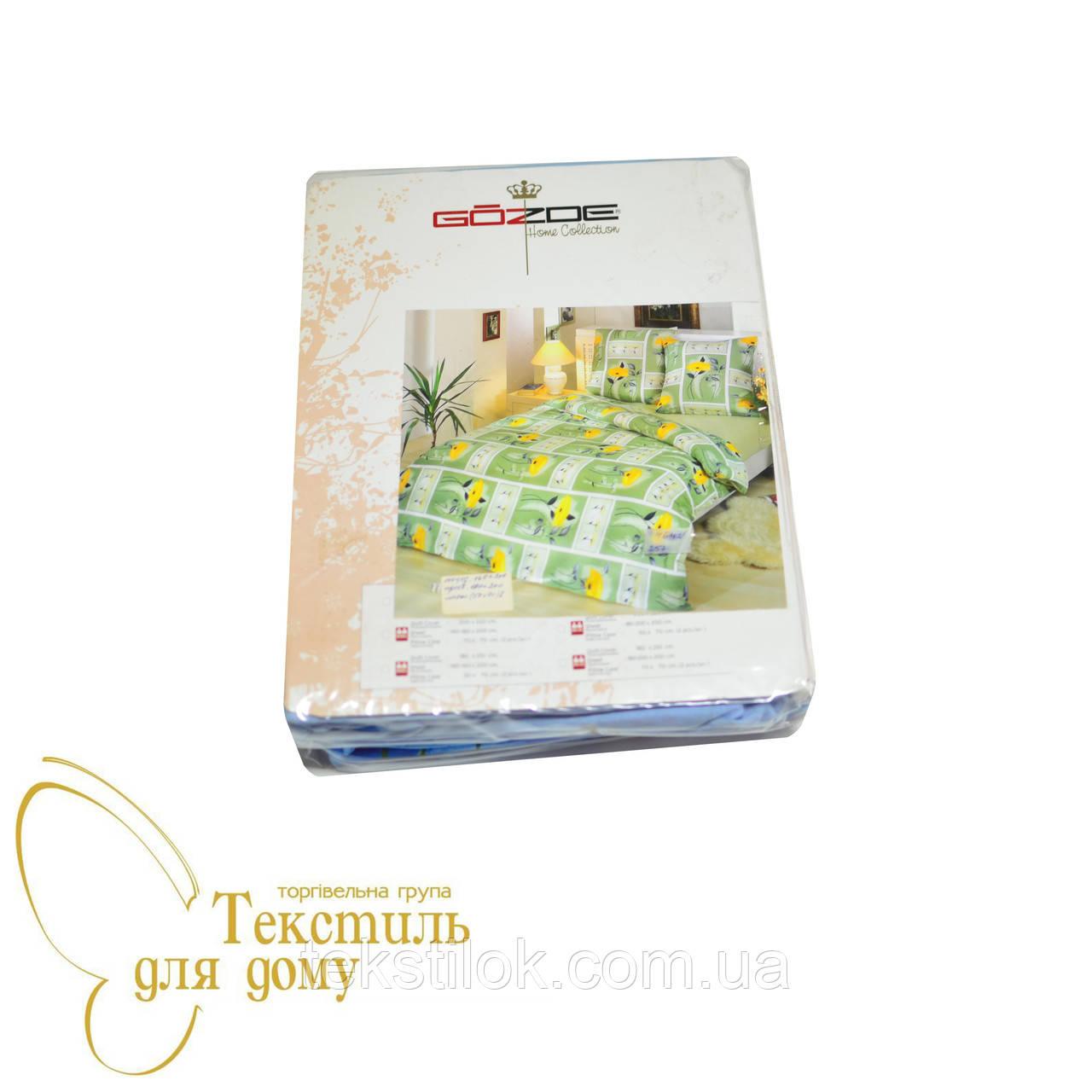 Комплект постельного белья трикотажный полуторный Manolya