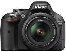 Nikon D5600 + AF-S 18-105VR kit (VBA500K003)