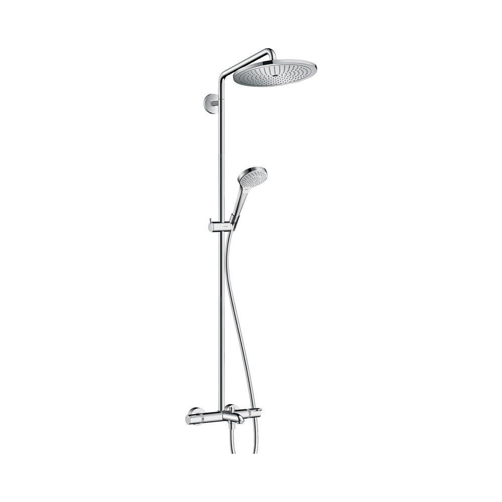 Hansgrohe Душевая система Croмa Select 280 Air 1jet Showerpipe арт.26792000