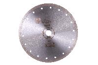 Круг алмазный отрезной DISTAR 1A1R 230x2,0x10x22,23 Razor для болгарки (УШМ) сплошной по граниту, керамике, фото 1