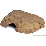 Норка Exo Terra Reptile Caves для рептилий, 23,5 х 15 см, фото 3