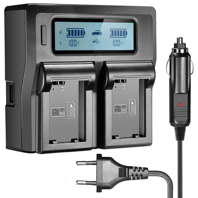 Зарядные устройства для фото/видеокамер