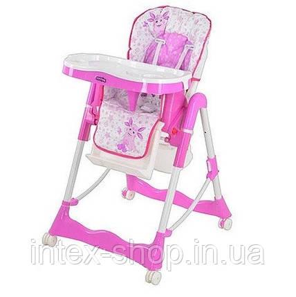 Детский стульчик Bambi LT 0009 для кормления Лунтик, фото 2