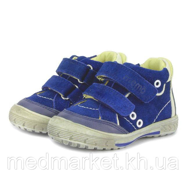 b56df403d Ботинки детские ортопедические синие Memo Nodi 1DA - MedMarket в Харькове