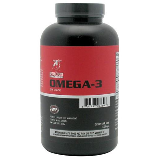 Betancourt Nutrition Omega-3, 270 капс.