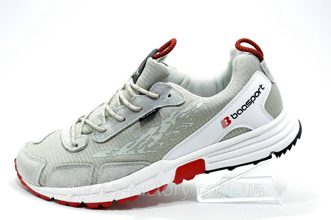 Кроссовки для бега Baas, Gray (Бас)
