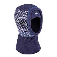 Шапка-шлем для мальчика TuTu 140 арт. 3-004205(48-52,52-56), фото 1