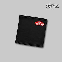 Теплый горловик Vans черного цвета  (люкс копия)