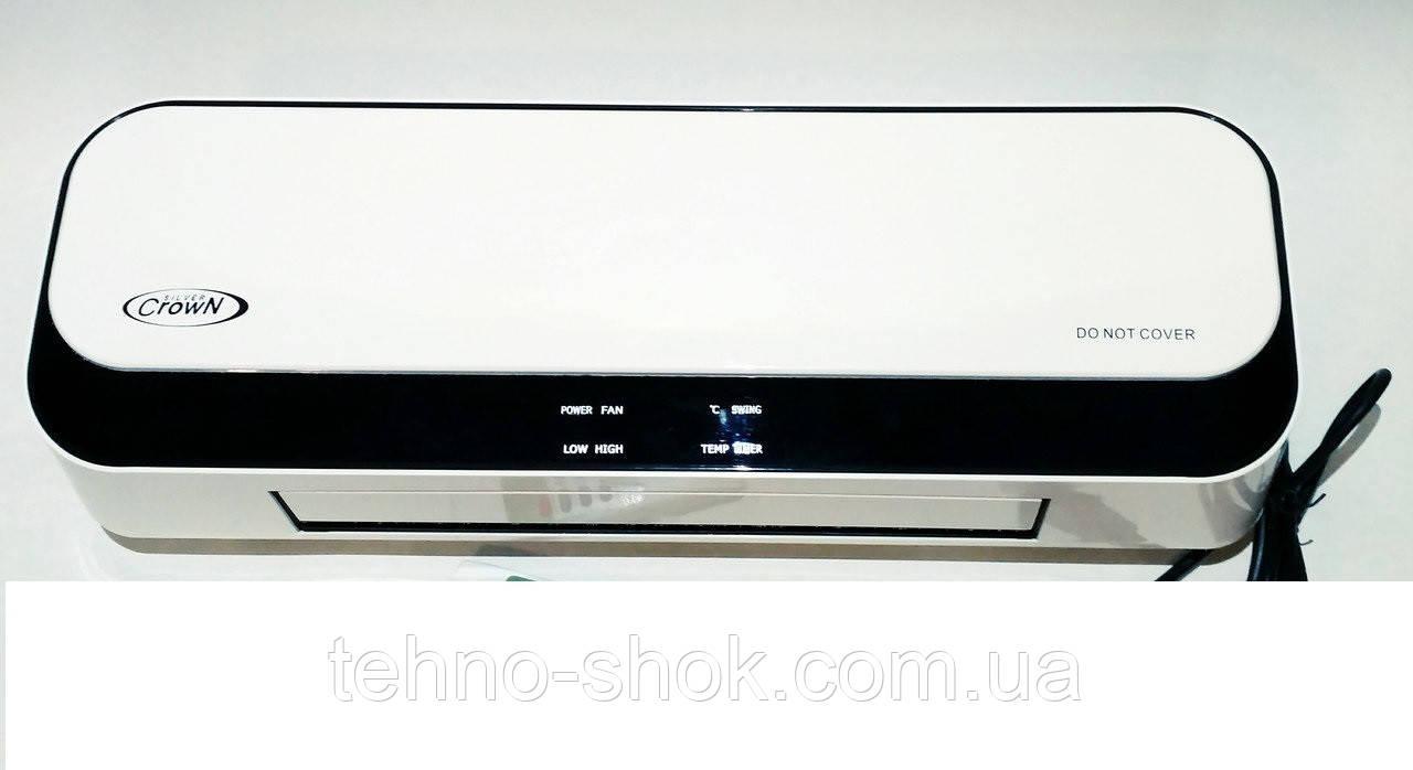 Тепловая завеса SILVER CrowN HW2044 (с керамическим нагревателем) 2000 вт