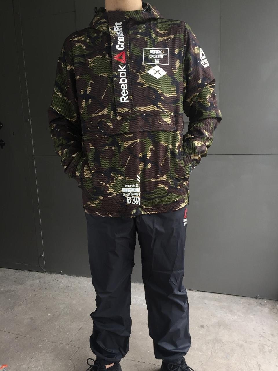 Мужской демисезонный спортивный костюм Reebok Crossfit