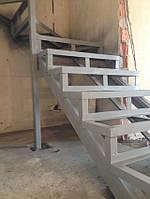 Металлическая лестница, фото 1