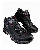 Мужские ботинки зимние МИДА 14665 из натуральной кожи, фото 2