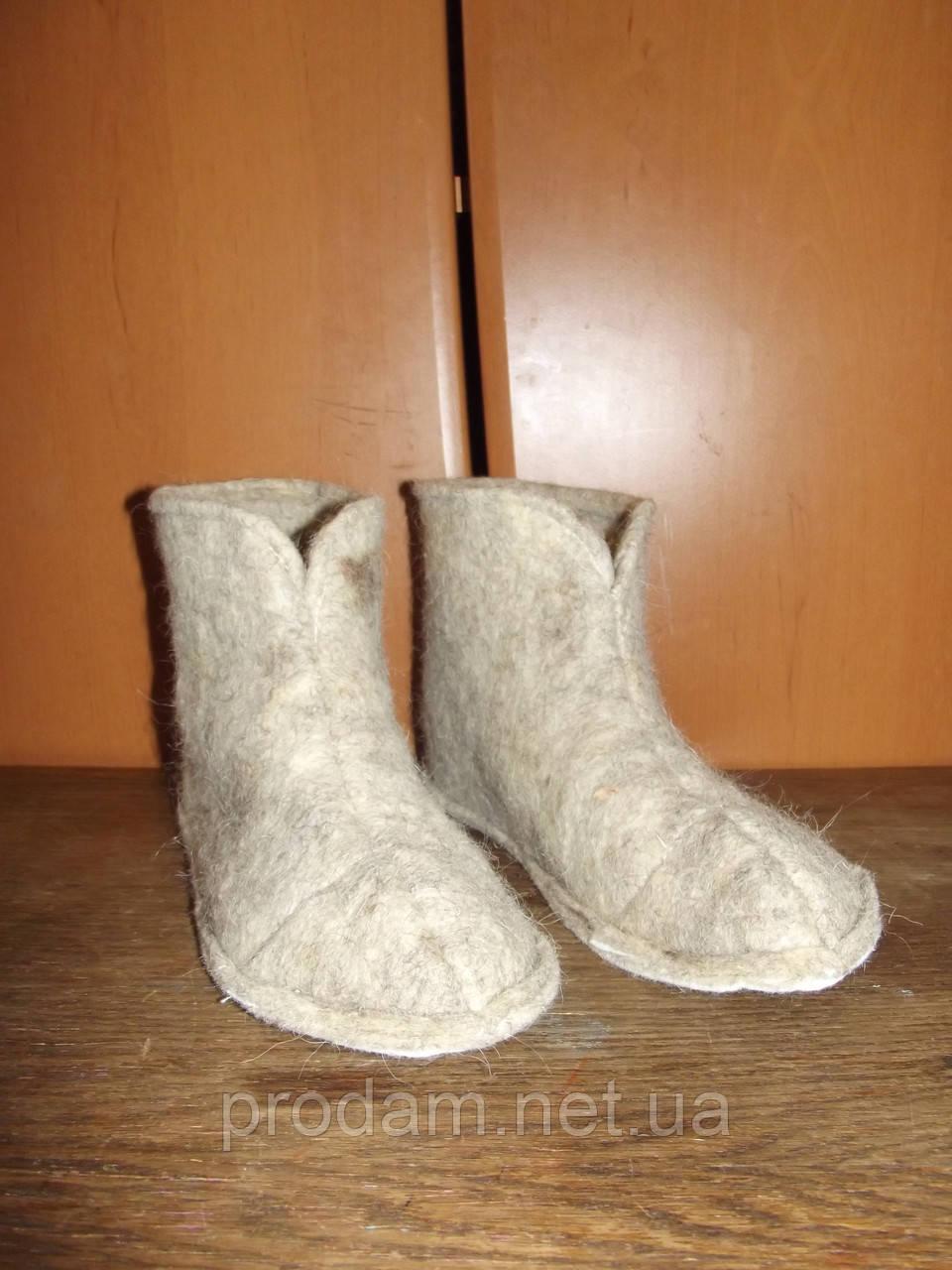 Вставки в чоботи теплі