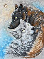 Схема для вишивки бісером вовки в Украине. Сравнить цены 22a46aa05dc27