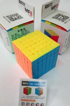 Кубик Рубика  6*6*6