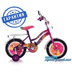 "Детский велосипед Mustang - ""Winx"" (12 дюймов)"