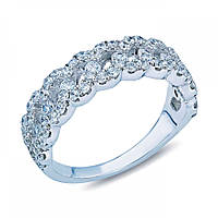 Серебряное ажурное кольцо JR0246