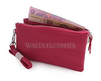 Женский кошелек BALISA розовый на молнии